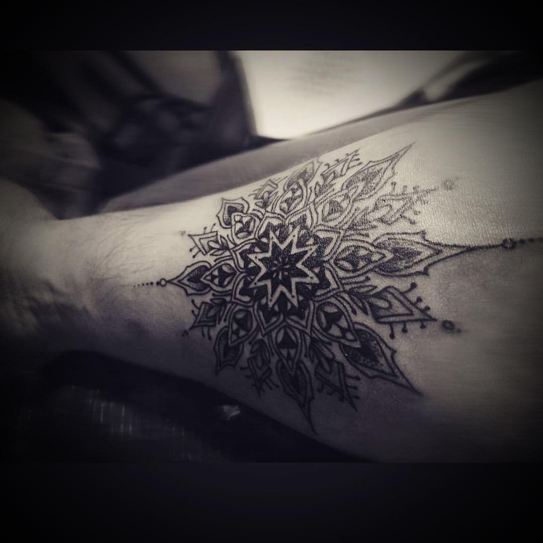 Sleeve Mandala Tattoo , Tattoo Artist in Nepal