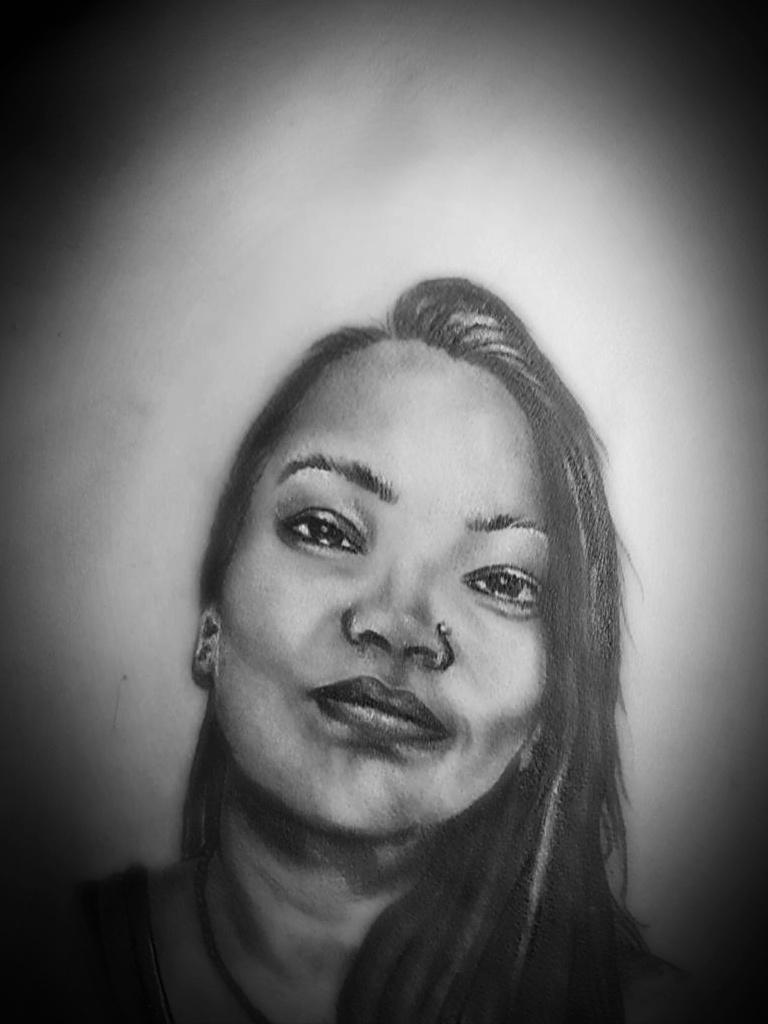 Portrait tattoo nepal,Tattoo Artist in Nepal