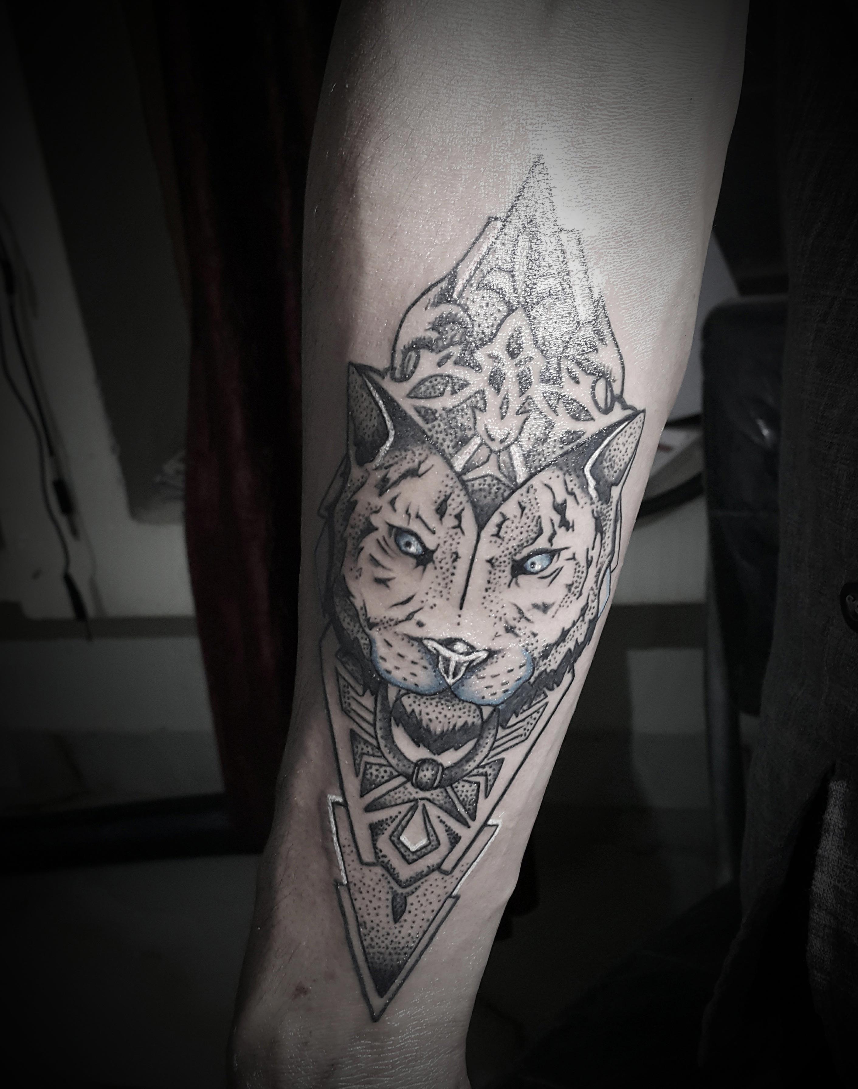 Animal Tattoo, Tattoo Artist in Nepal